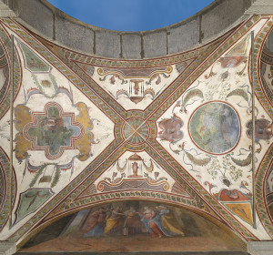 <span>Naples, cloister of Santa Maria delle Grazie, Incurable Hospital</span><i>→</i>