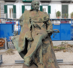 <span>Naples, Monument to the general Enrico Cosenz, Princess Pignatelli Square</span><i>→</i>