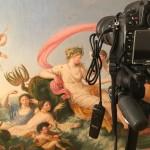 E. H. Montagny, Trionfo di Galatea - Fotografia R.O.M.A. consorzio